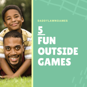 fund outside park games for kids
