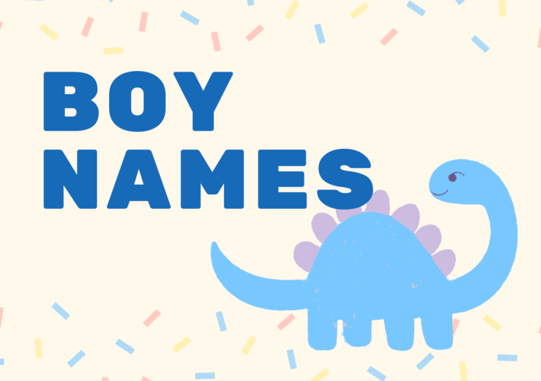 best boy names