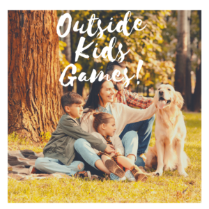 outside kids games