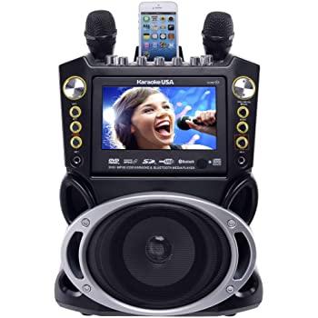 best karaoke machine with a screen