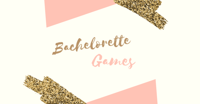 Bachelorette Games