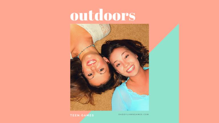Best Outdoor Games for Teens
