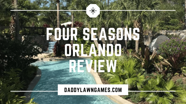 Four Seasons Orlando Review