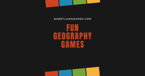 Fun Geography Games for kids
