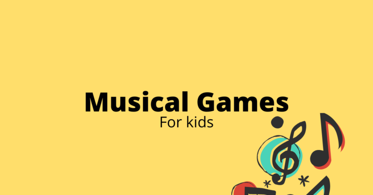 activities for kids with music