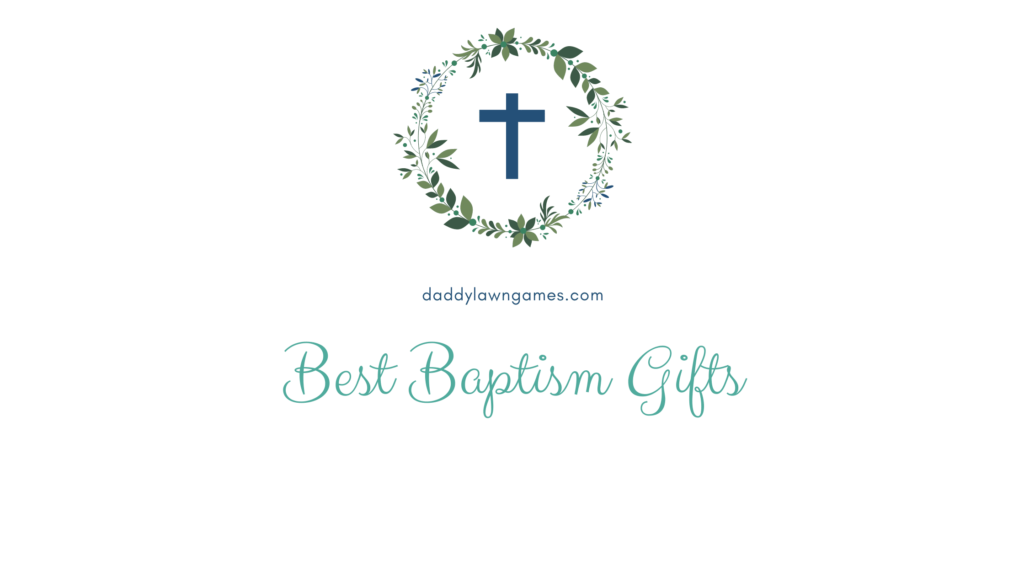 Best Baptism Gifts