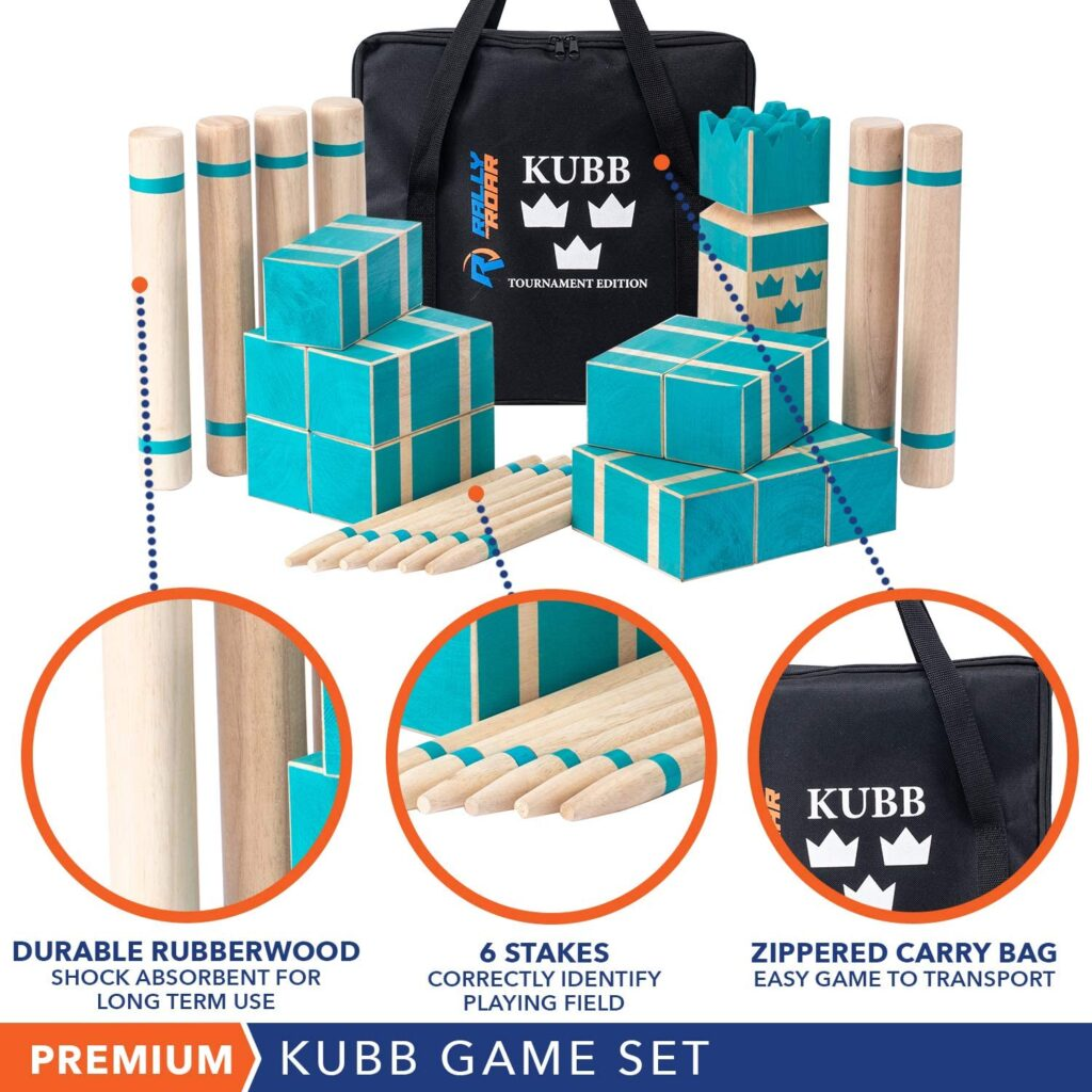 premium kubb set
