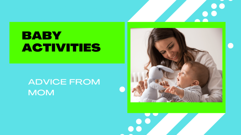 Top Activities to Keep Your Baby Entertained